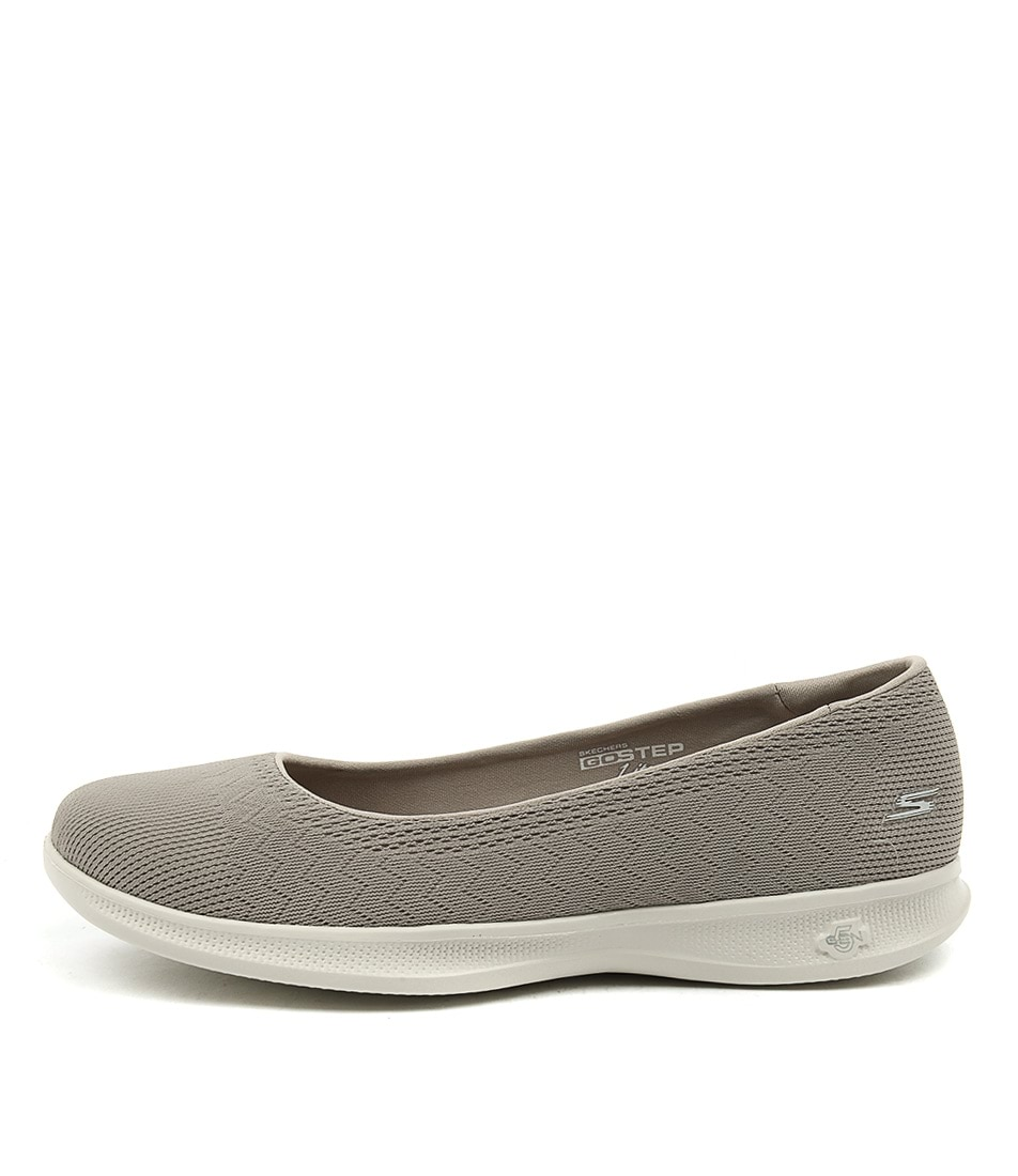 Skechers 14476 Go Step Lite Solace Taupe Sneakers
