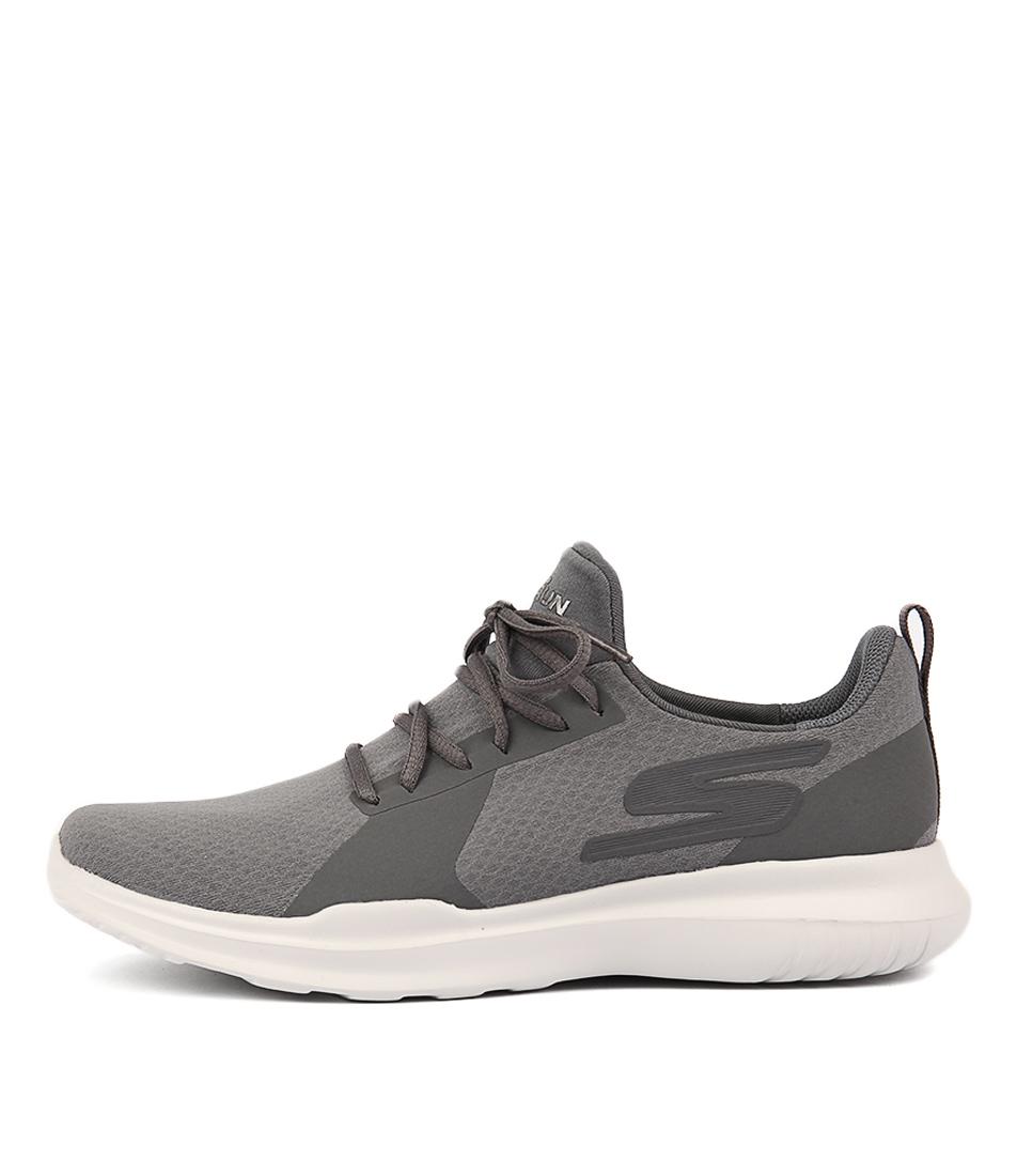 Skechers 14811 Go Run Mojo Charcoal Sneakers