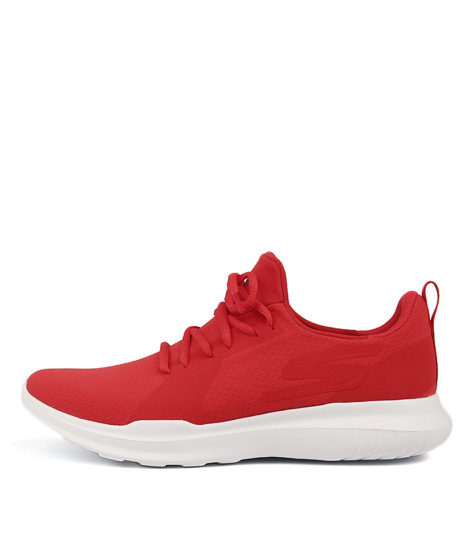 Skechers 14811 Go Run Mojo Red Sneakers