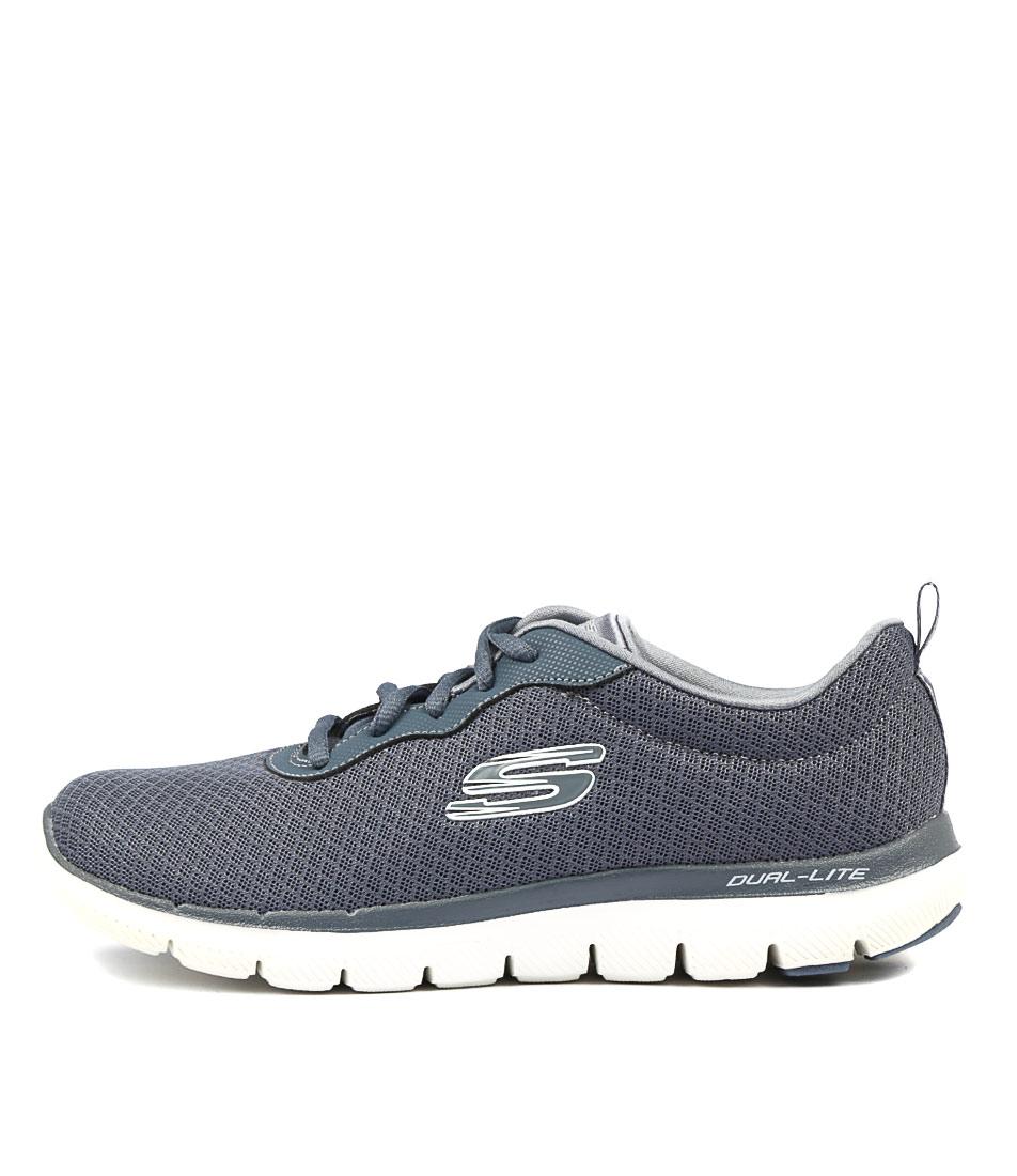 a4b24ea414d New Skechers 12775 Flex Appeal 2 N Womens Shoes Comfort Sneakers Active