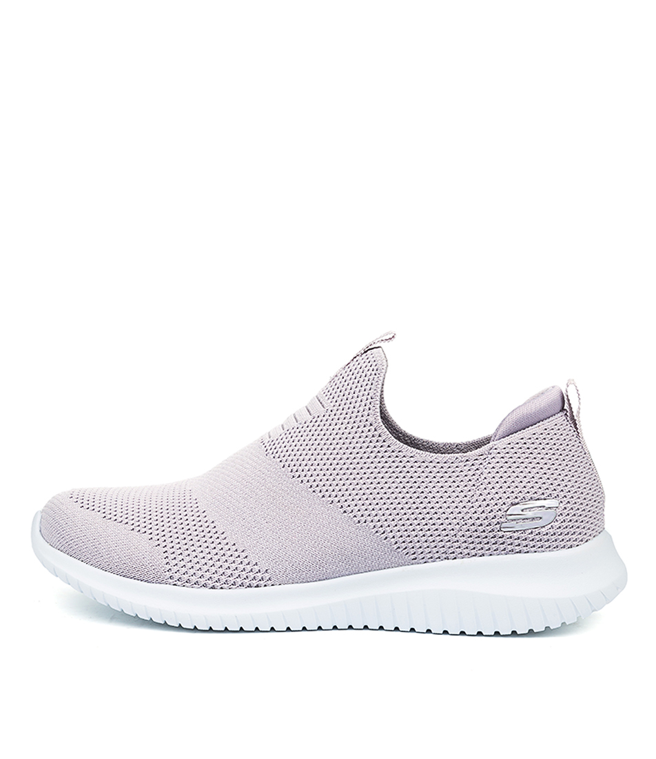 Buy Skechers 12837 Ultra Flex F Lavender Active Sneakers online with free shipping