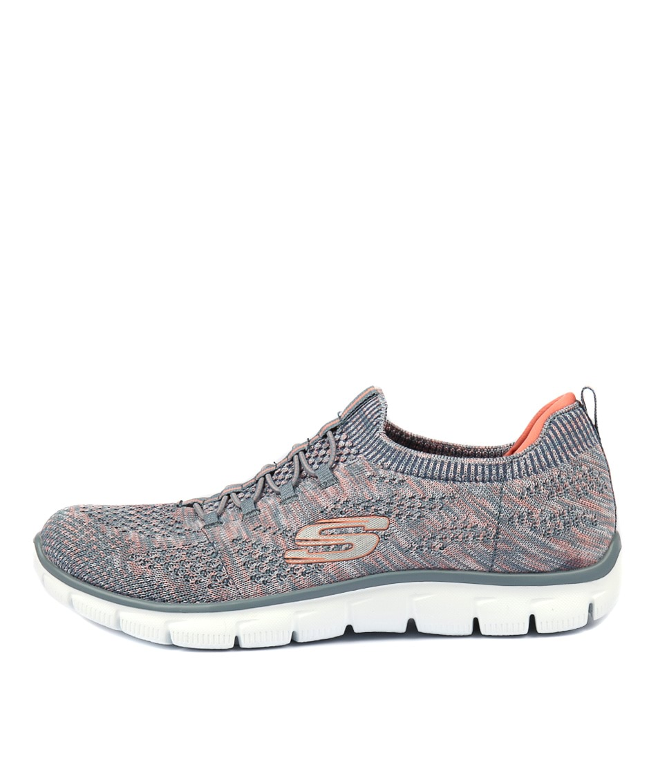 Buy Skechers 12418 Empire Sharpth Pink Sneakers online with free shipping