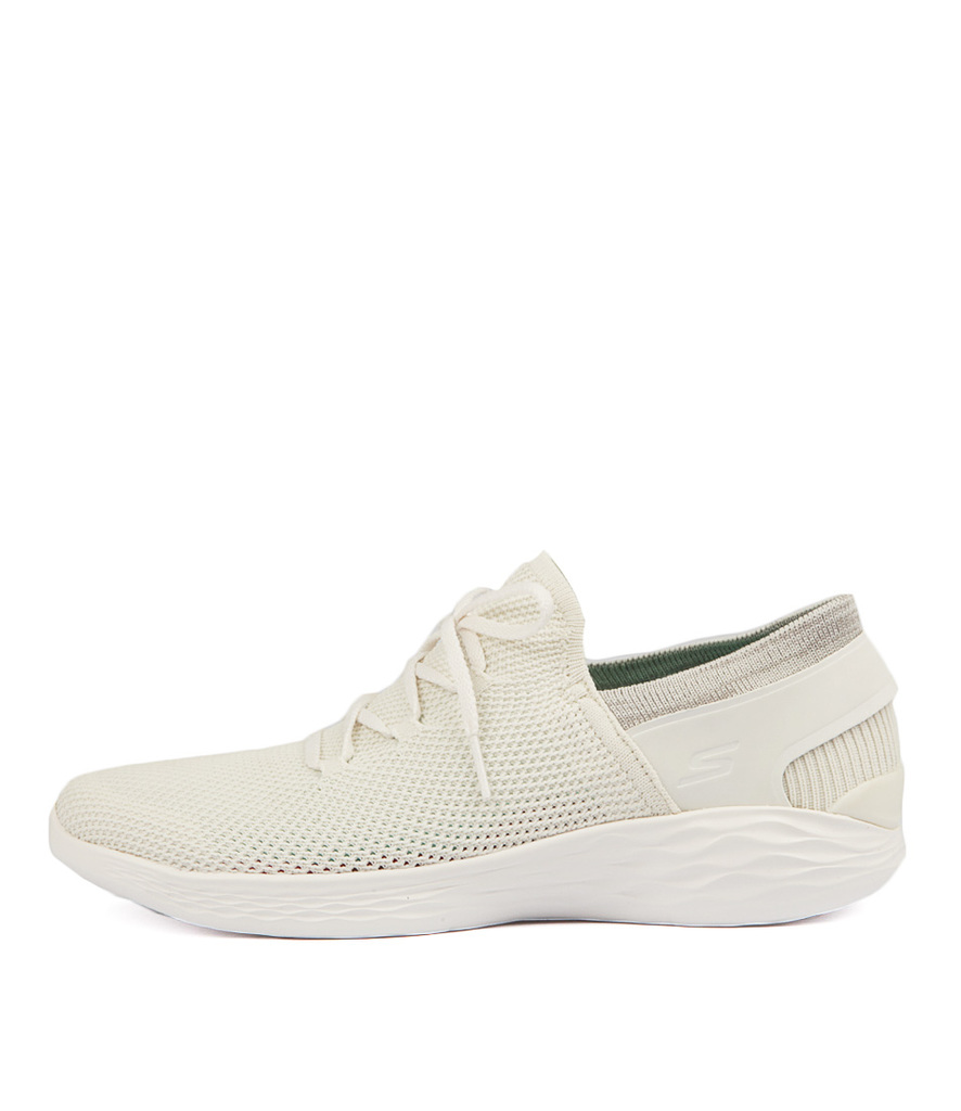 Skechers 14960 You Spirit White Sneakers