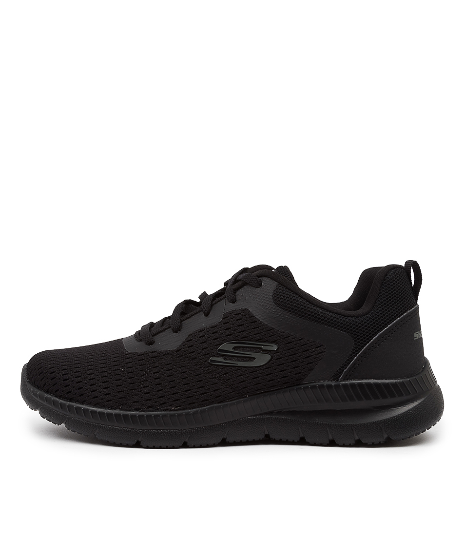 Buy Skechers 12607 Bountiful Quick Path Sk Black Sneakers online with free shipping