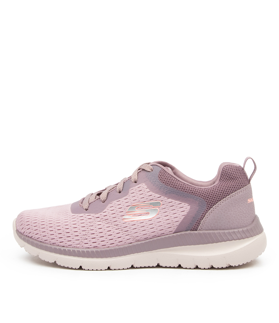 Buy Skechers 12607 Bountiful Quick Path Sk Lavender Sneakers online with free shipping