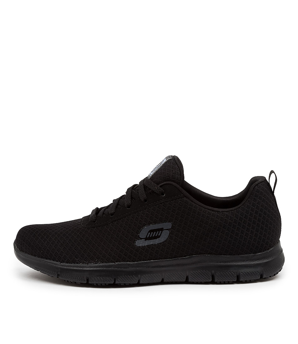 Buy Skechers 77210 Ghenter Bronaugh Sk Black Sneakers online with free shipping