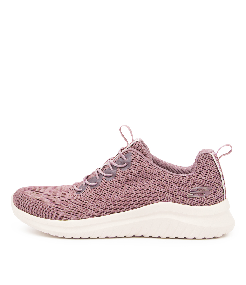 Buy Skechers 13350 Ultra Flex 2.0 Lite G Sk Mauve Sneakers online with free shipping