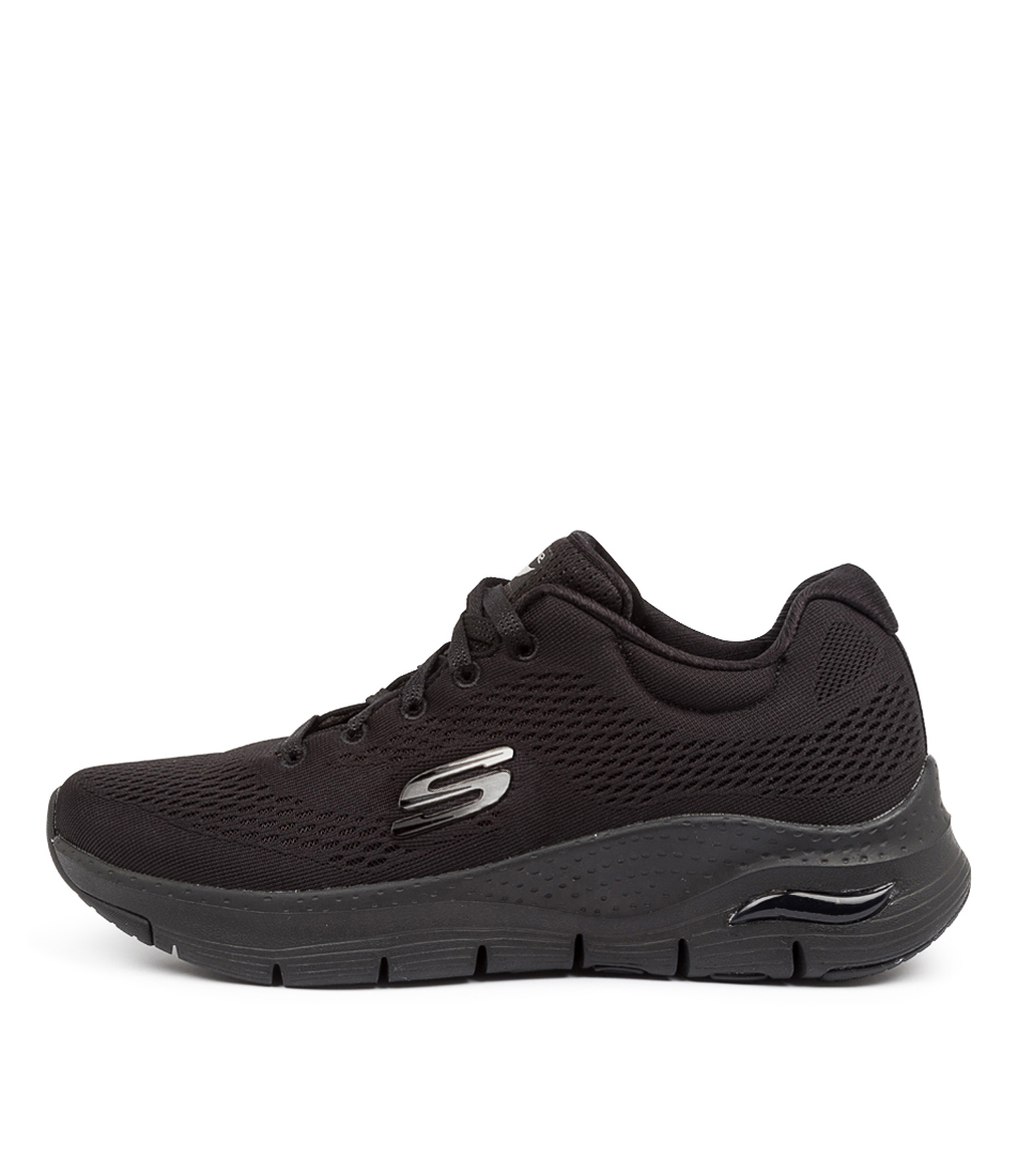 Buy Skechers 149057 Arch Fit Sunny Out Sk Black  Sneakers online with free shipping