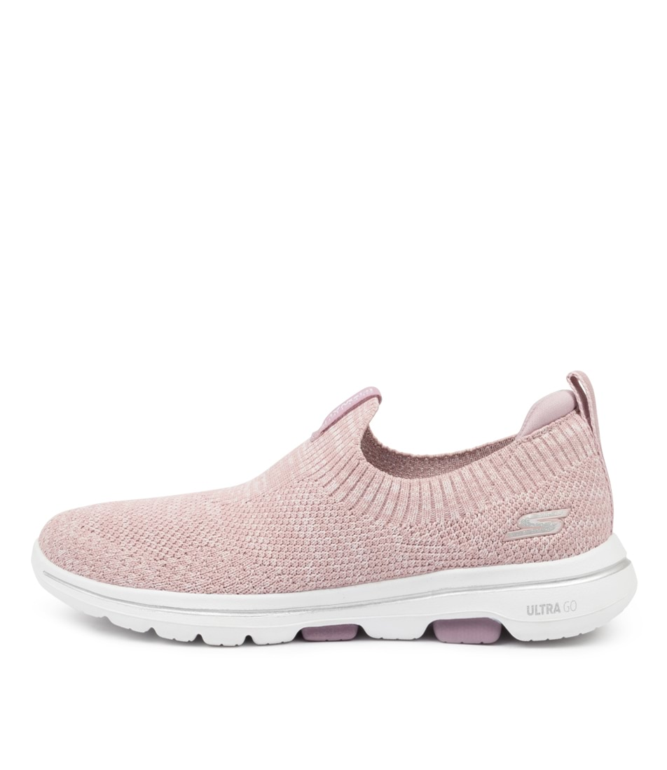 Buy Skechers 15952 Go Walk 5 Trendy Sk Mauve Sneakers online with free shipping