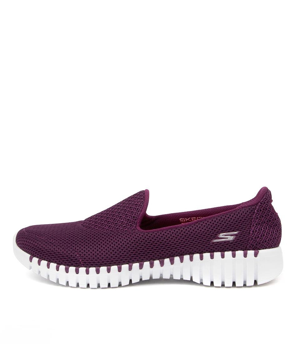 Buy Skechers 16700 Go Walk Smart Sk Raspberry Sneakers online with free shipping