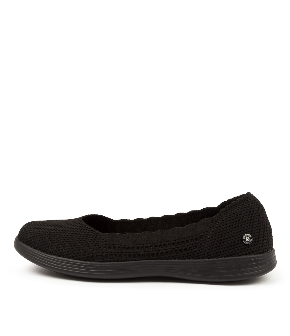Buy Skechers 136214 On The Go Dreamy Mia Sk Black Black Flats online with free shipping