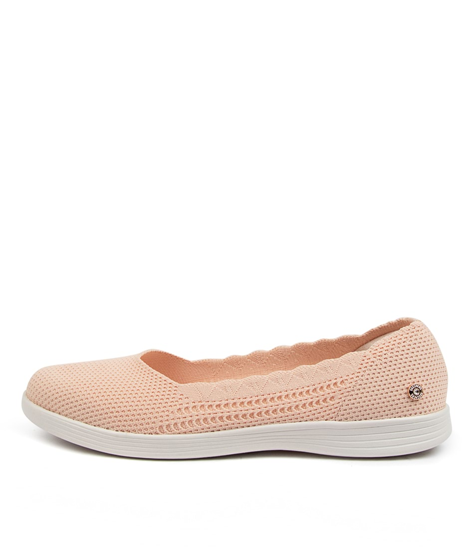 Buy Skechers 136214 On The Go Dreamy Mia Sk Light Pink Flats online with free shipping