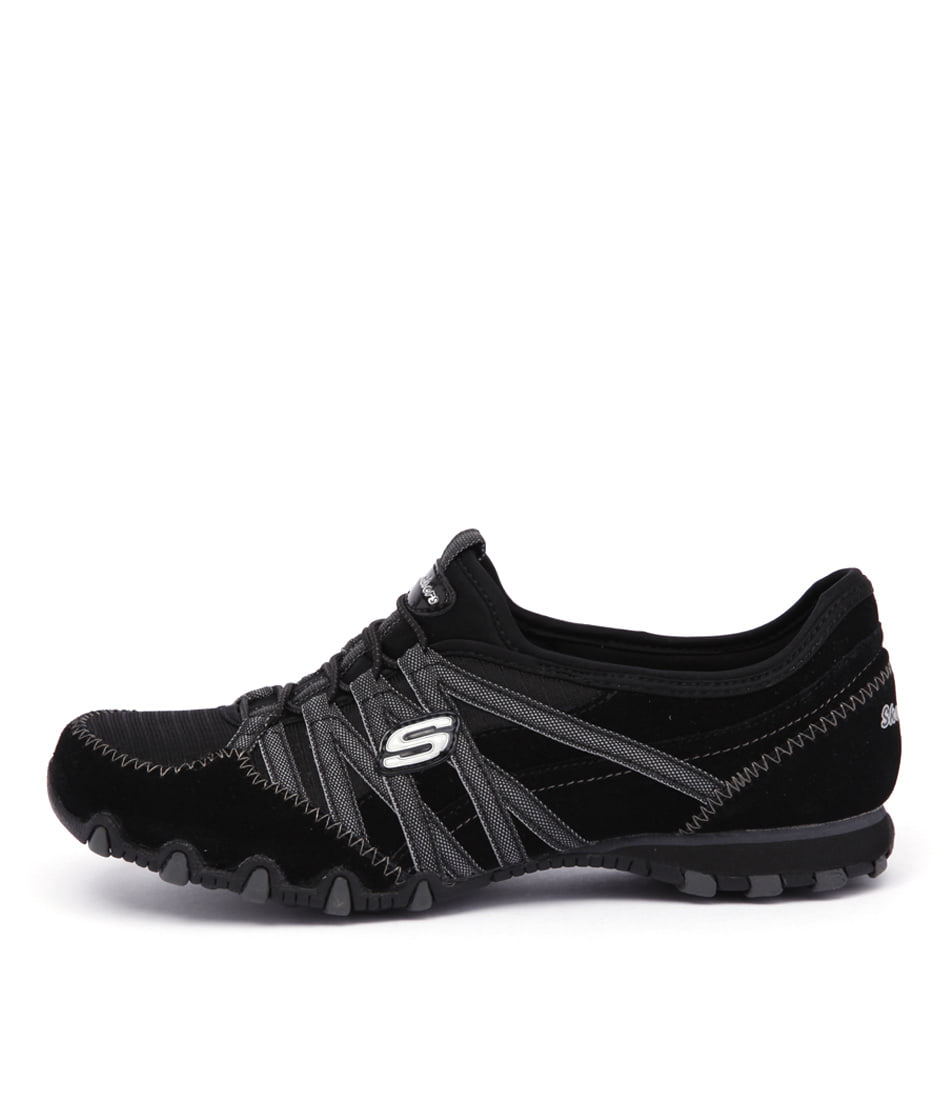 Skechers 21139 Bikers Verified Black Charcoal Sneakers buy Sneakers online