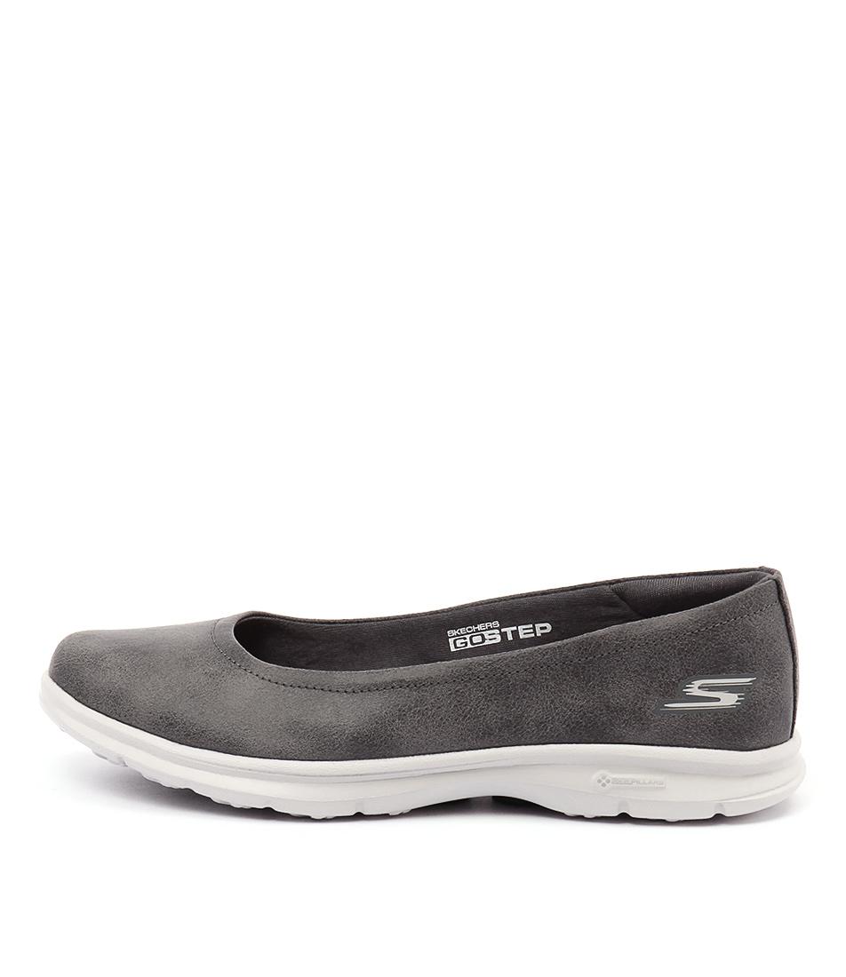 Skechers 14208 Go Step Distinguished Grey Sneakers