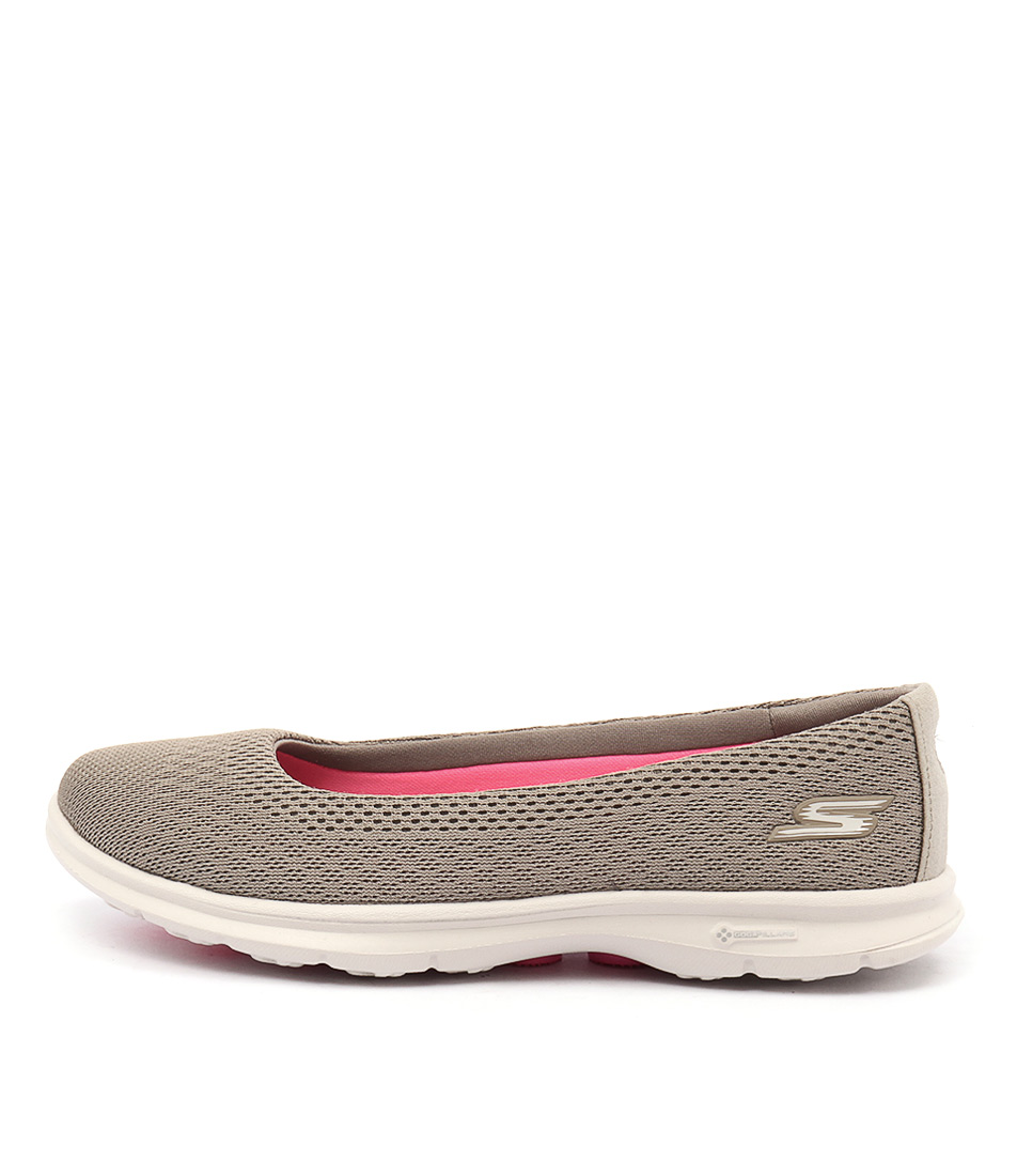 Skechers 14219 Go Step Primary Taupe Sneakers