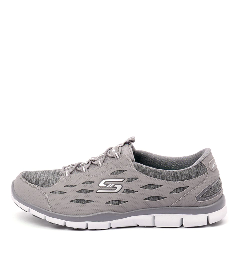 Skechers 22605 Gratis Hititbig Grey Sneakers