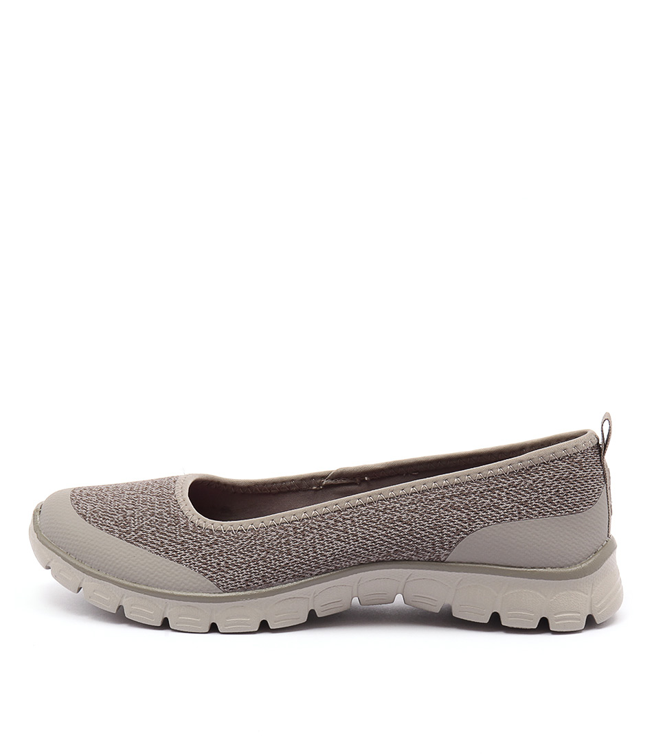 Skechers 23403 Ez Flex 3.0 Taupe Sneakers