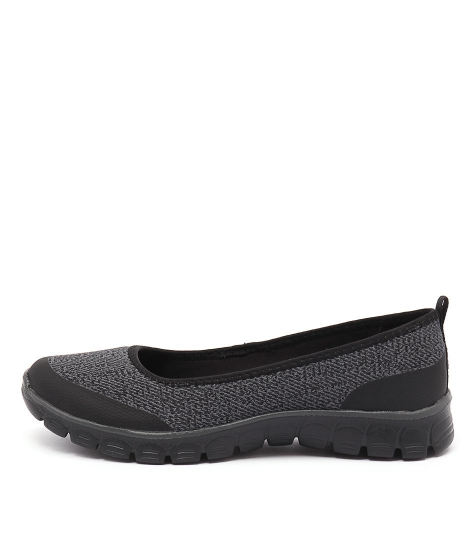 Skechers 23403 Ez Flex 3.0 Black Sneakers
