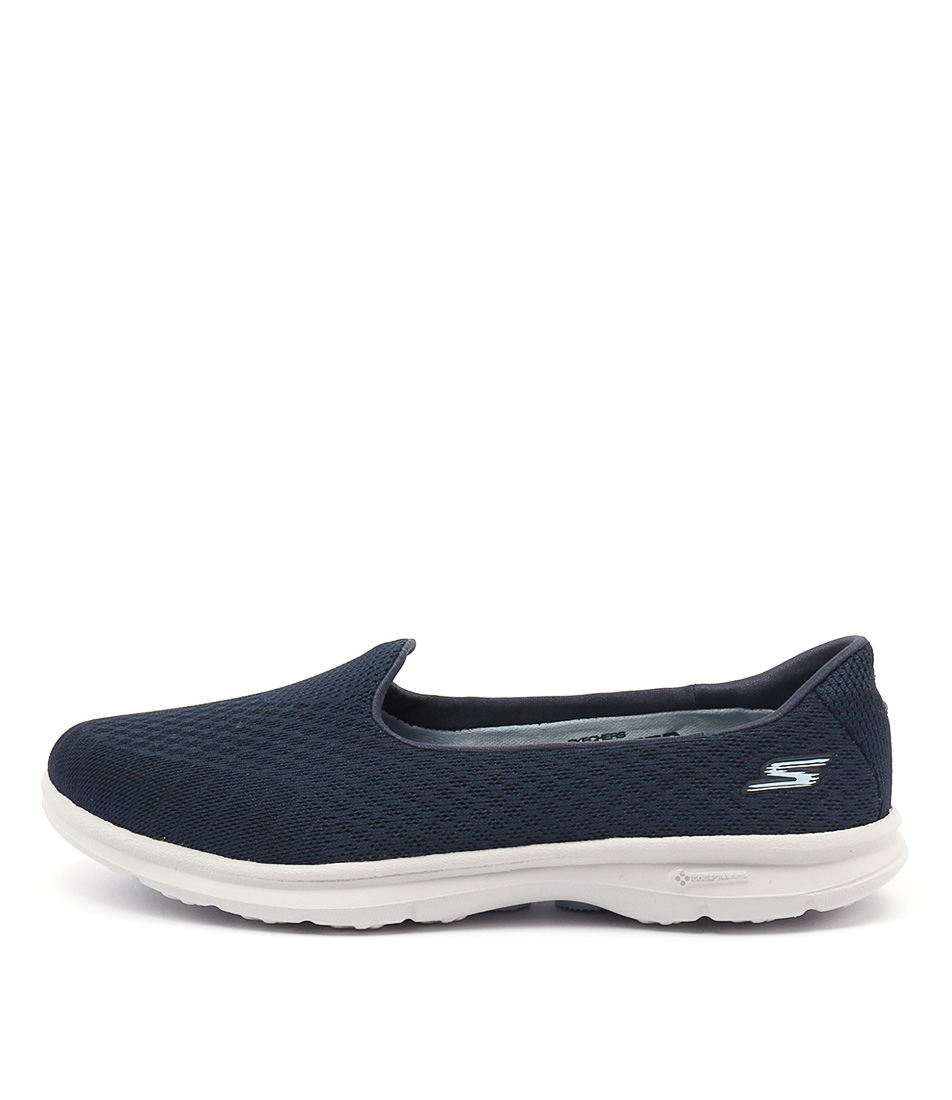Skechers 14311 Go Step Elated Engineer Navy Grey Sneakers