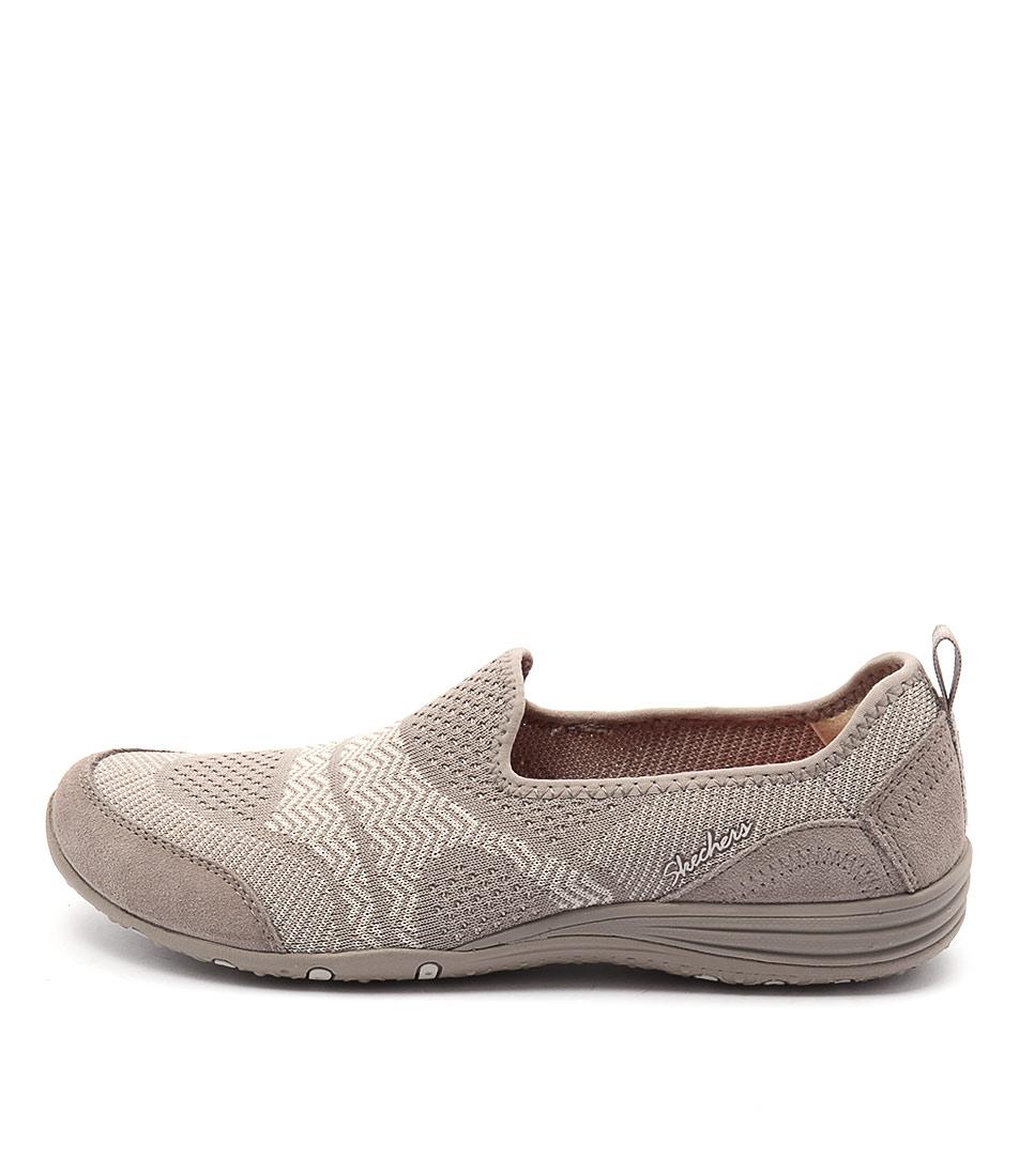 Skechers 23054 Unity Moonshadow Taupe Sneakers