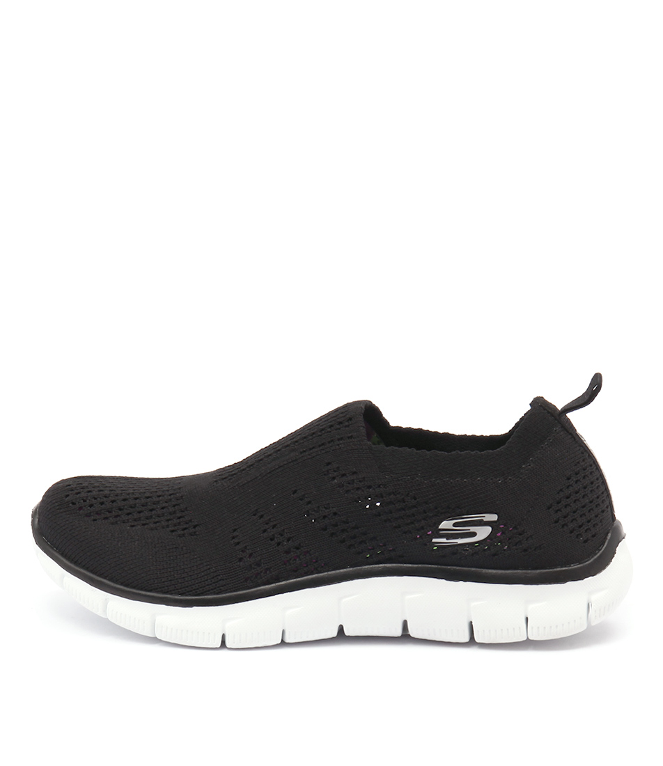 Skechers 12419 Empire Inside Look Black Sneakers