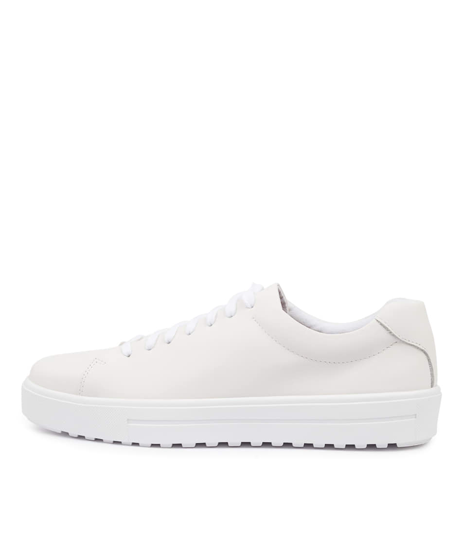 Buy Skin Ayden Sn White Sneakers online with free shipping