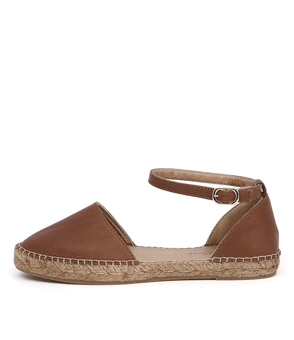 Sofia Cruz Katia 104 Sc Cuero Casual Flat Sandals