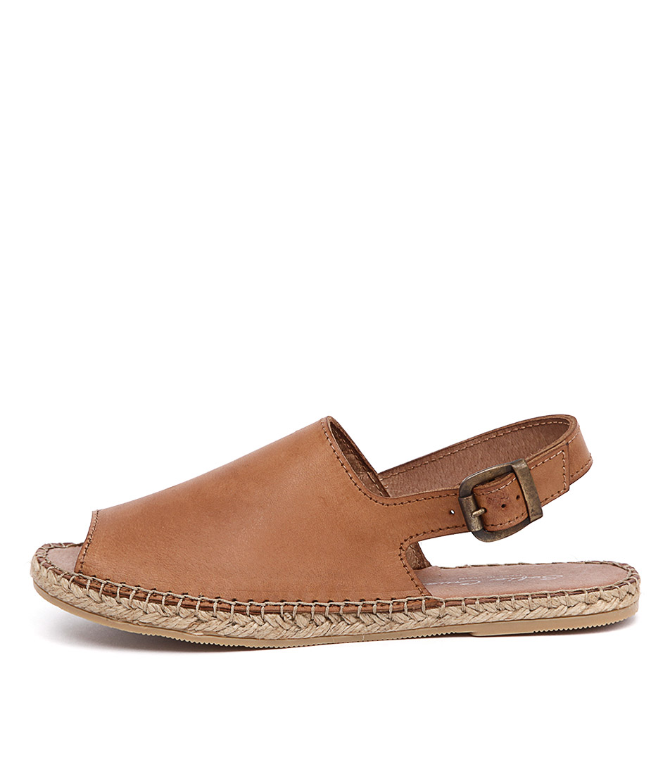 Sofia Cruz Dama 212 Sc Tan Sandals