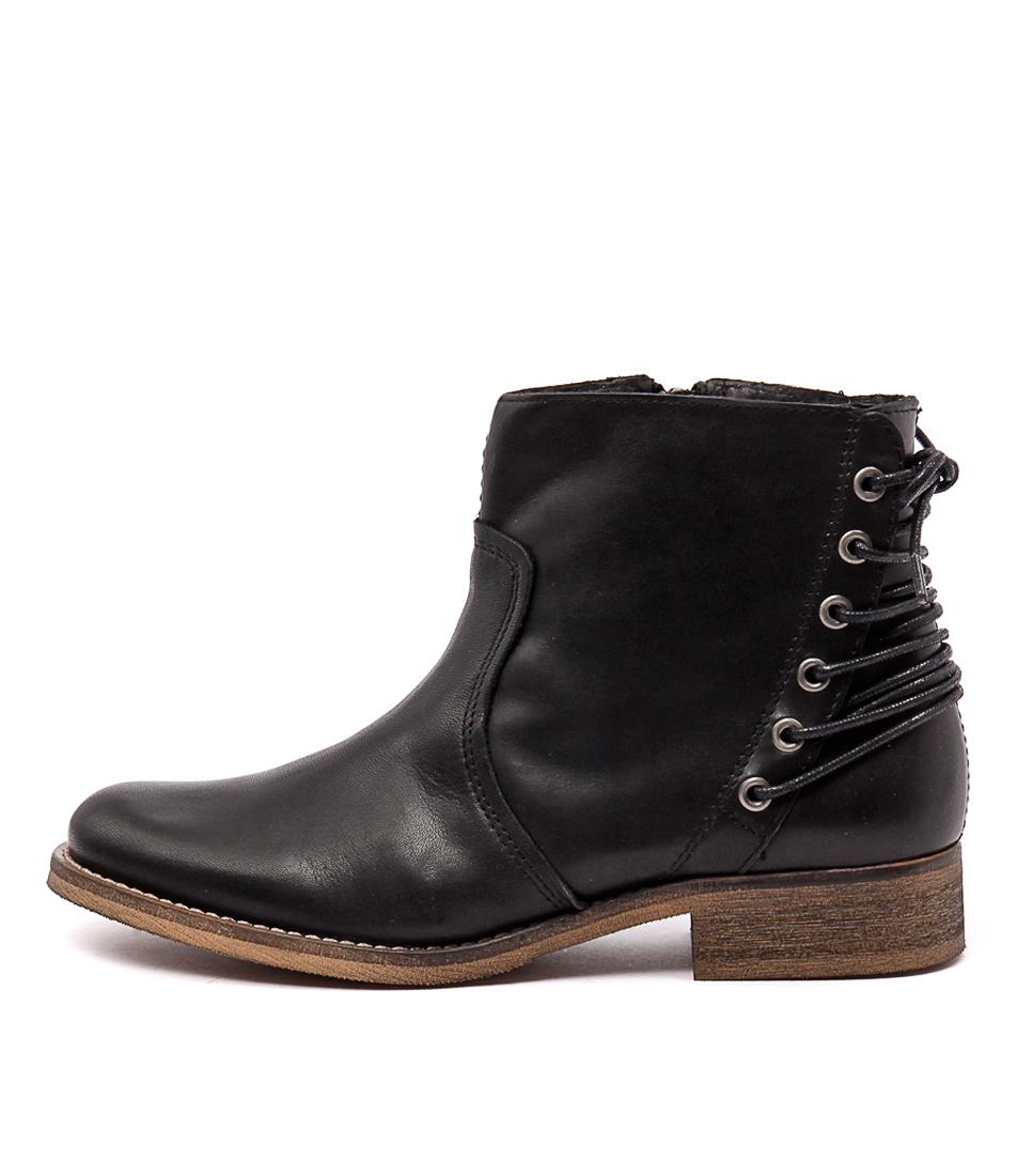 Sofia Cruz Pacey Sc Black Boots