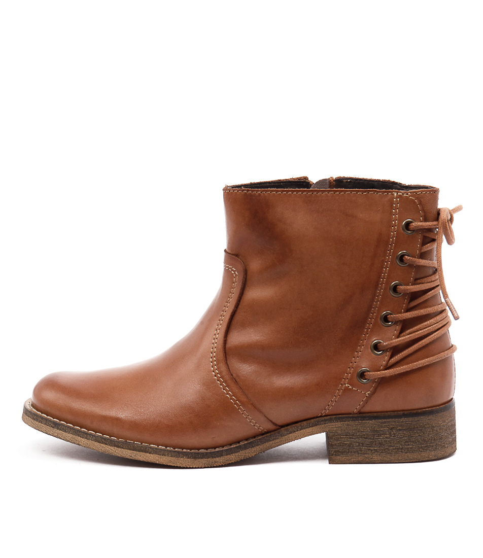 Sofia Cruz Pacey Sc Cuero Casual Ankle Boots
