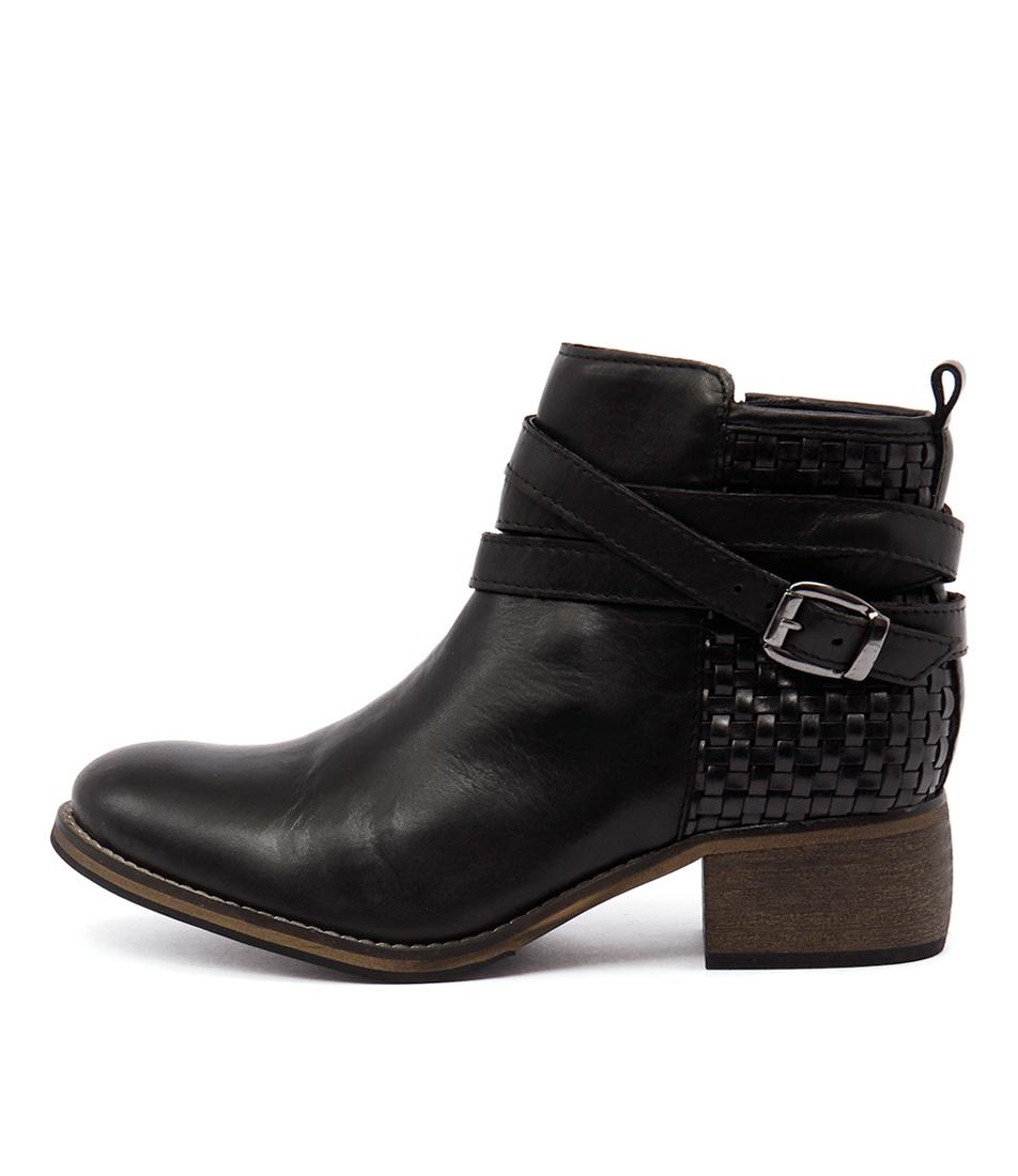 Sofia Cruz Picolo Sc Black Boots