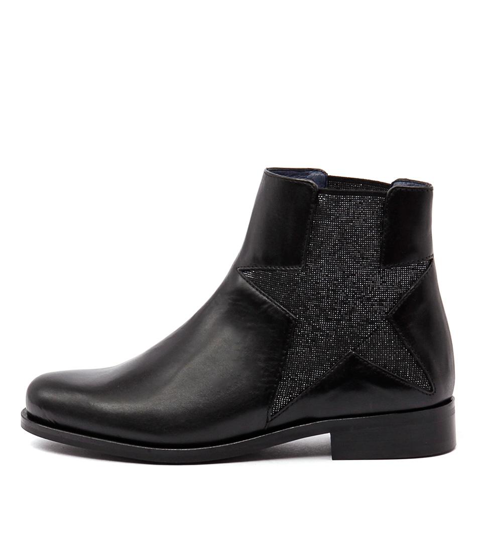 Sofia Cruz Peta Sc Black Boots