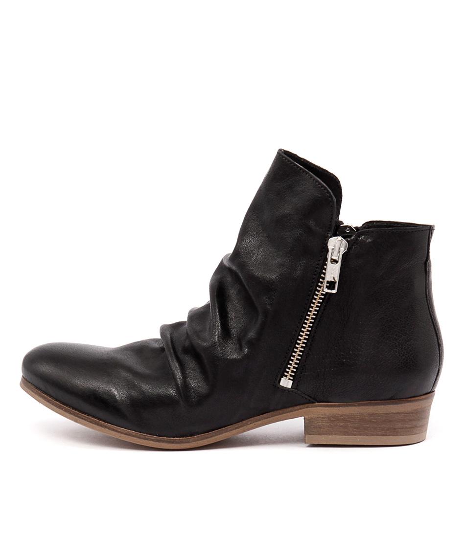 Sofia Cruz Octavia Sc Black Boots