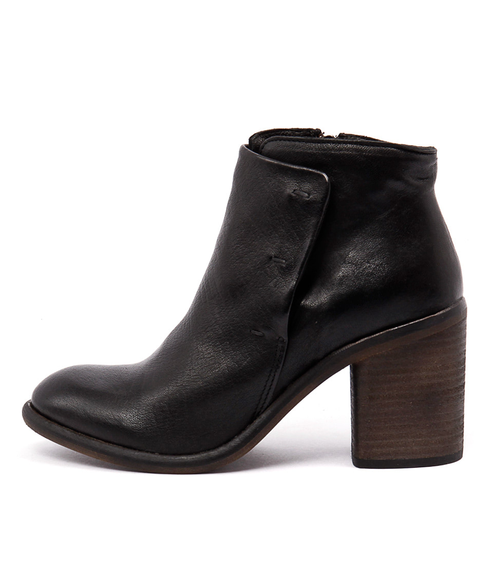 Sofia Cruz October Sc Black Casual Ankle Boots buy  online