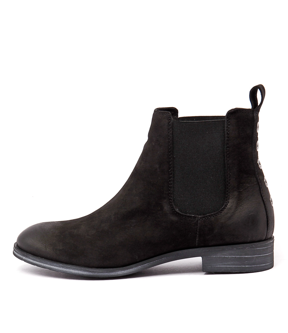 Sofia Cruz Olivia Sc Black Ankle Boots