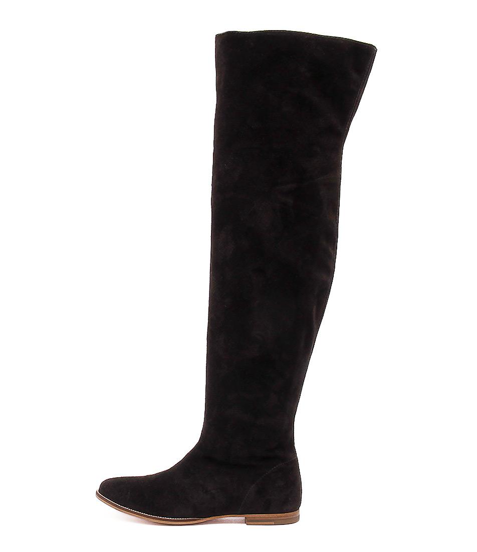 Sofia Cruz Oakley Sc Black Long Boots