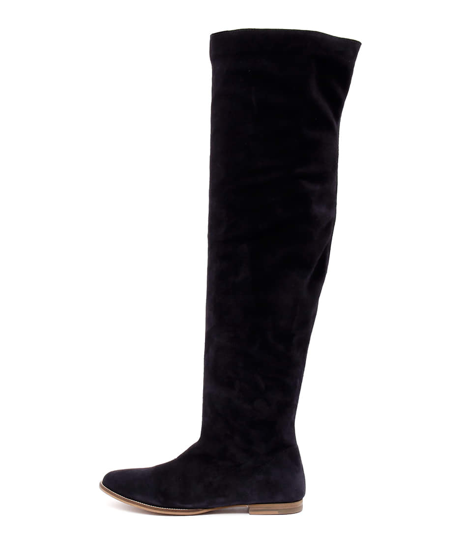 Buy Sofia Cruz Oakley Sc Navy Long Boots online with free shipping