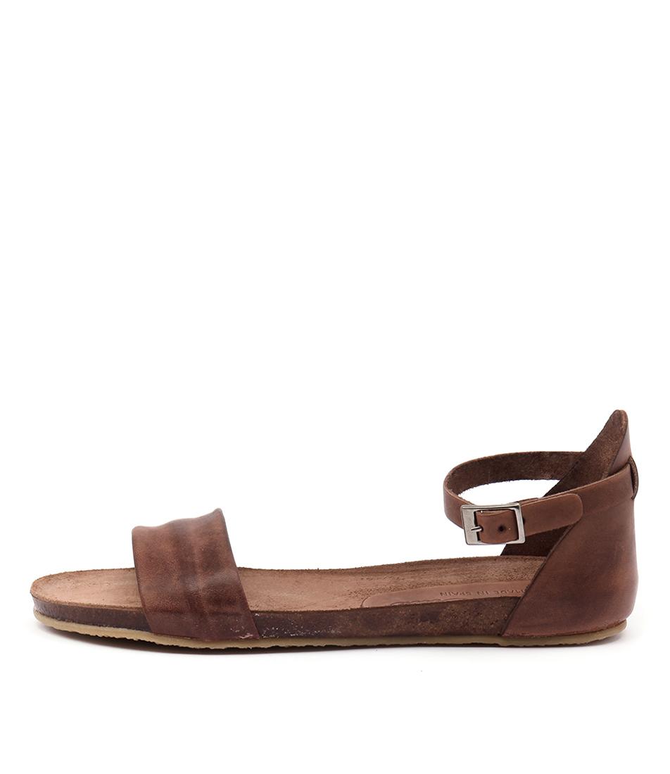 Sofia Cruz Madrid Sc Cuero (Tan) Sandals