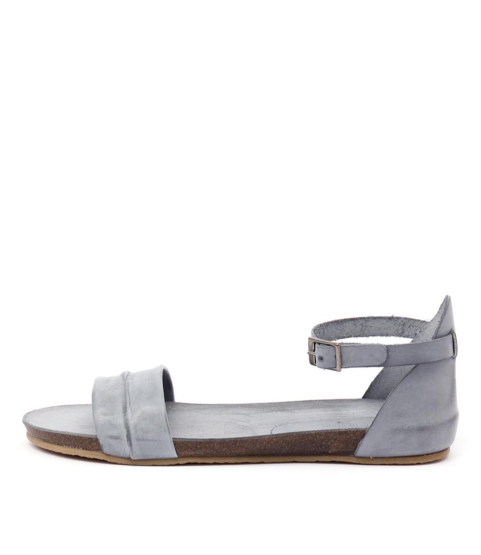 Sofia Cruz Madrid Sc Jeans Casual Flat Sandals