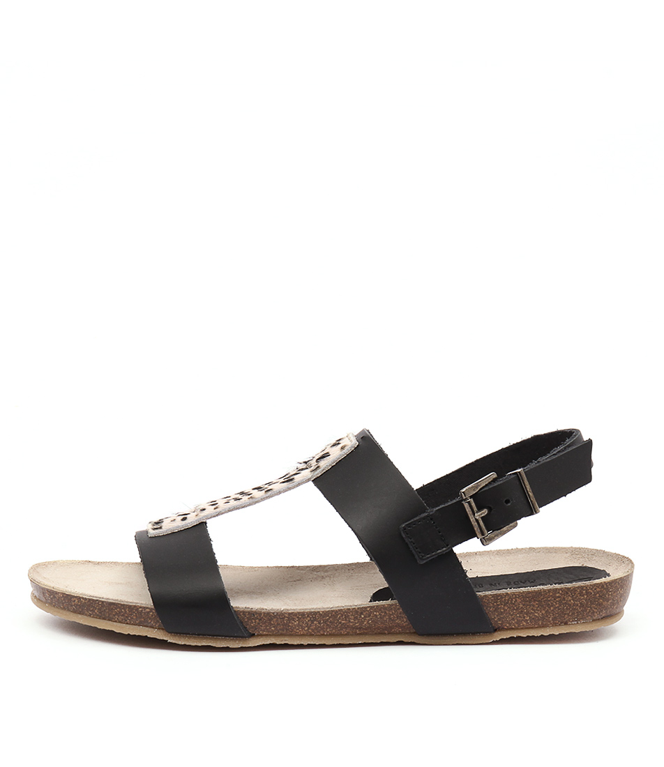 Sofia Cruz Mia Sc Negro Sandals