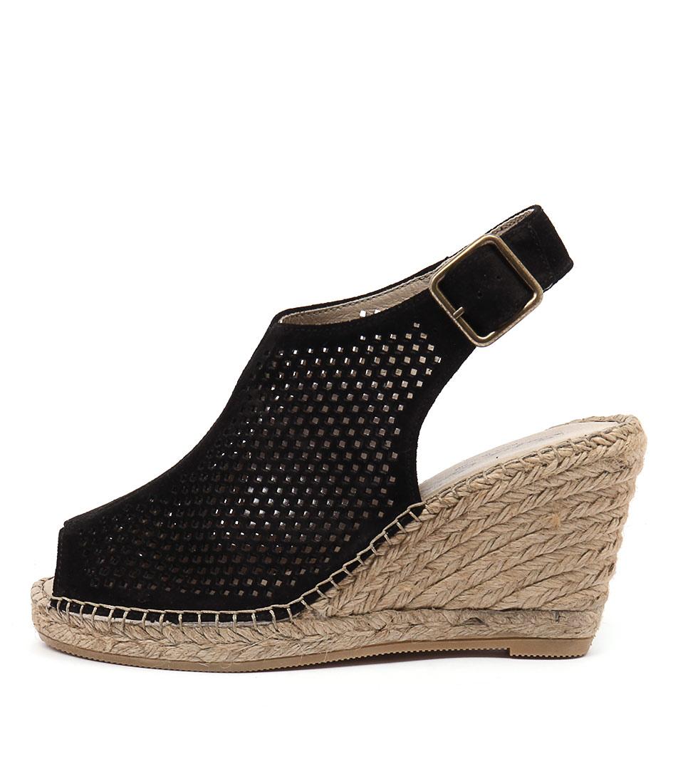 Sofia Cruz Carla 46 Sc Negro Sandals