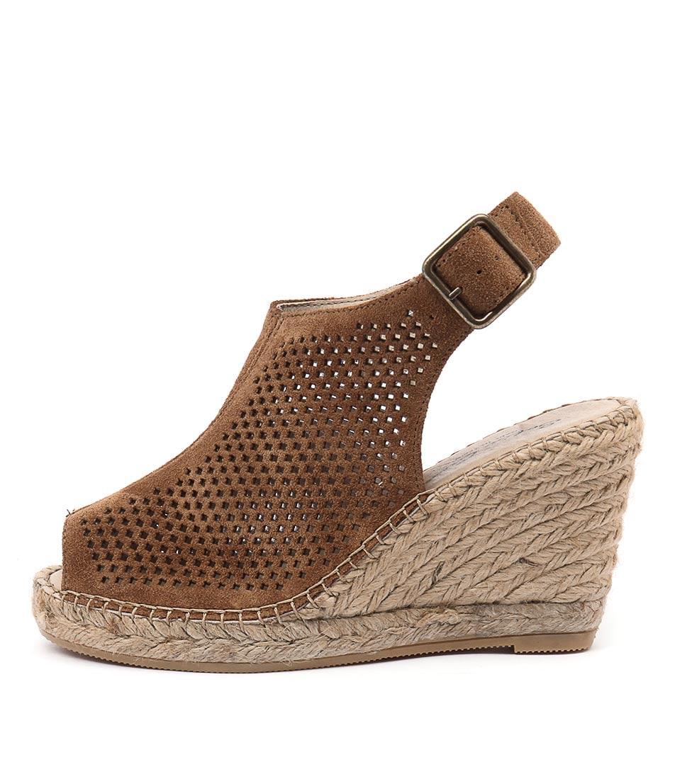 Sofia Cruz Carla 46 Sc Cuero Sandals