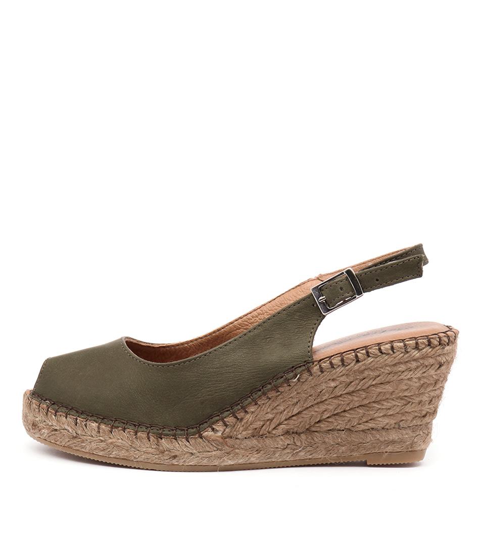 Sofia Cruz Ana 11 Sc Kaki (Khaki) Sandals