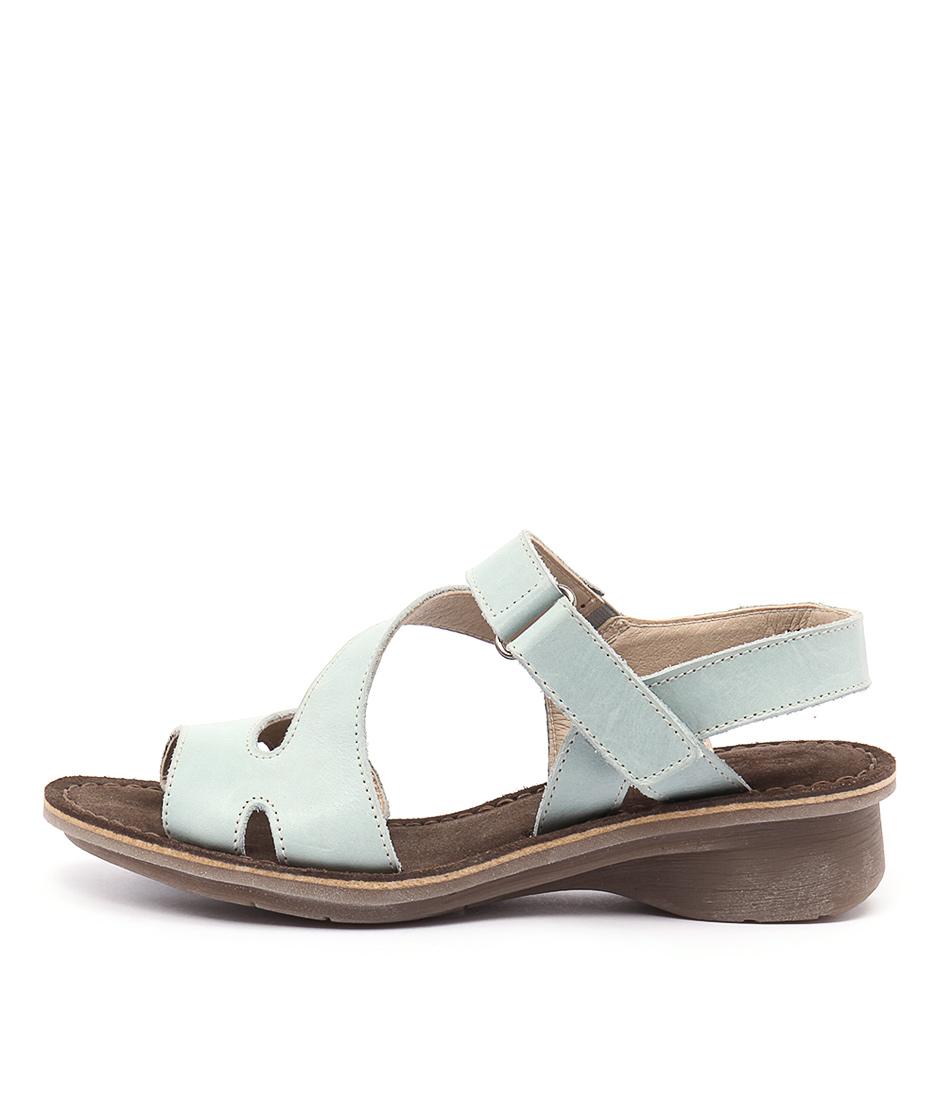 Sofia Cruz Jace Sc Cielo (Denim) Casual Heeled Sandals