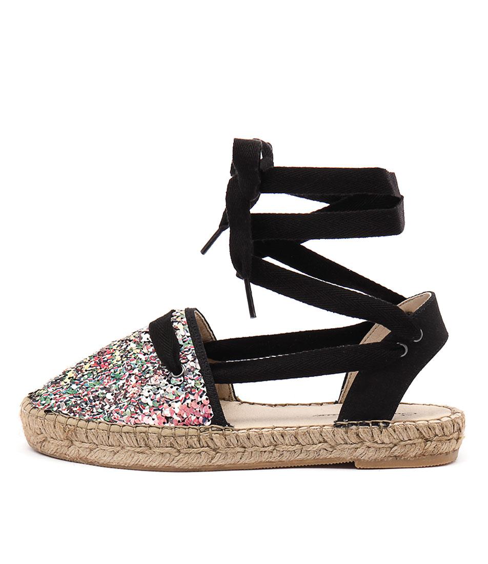 Sofia Cruz Mar 47 Sc Metallic Sandals