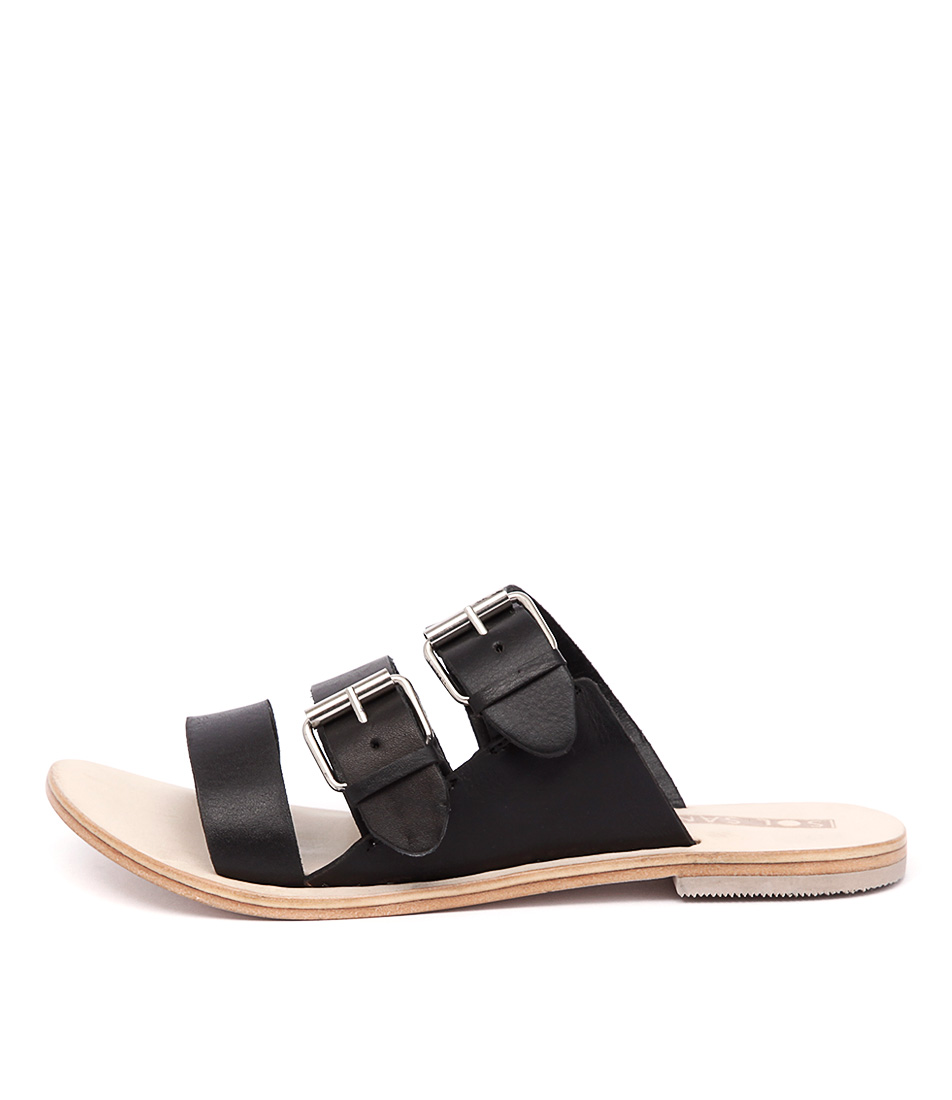 Sol Sana Foster Ii Sandal Black Sandals