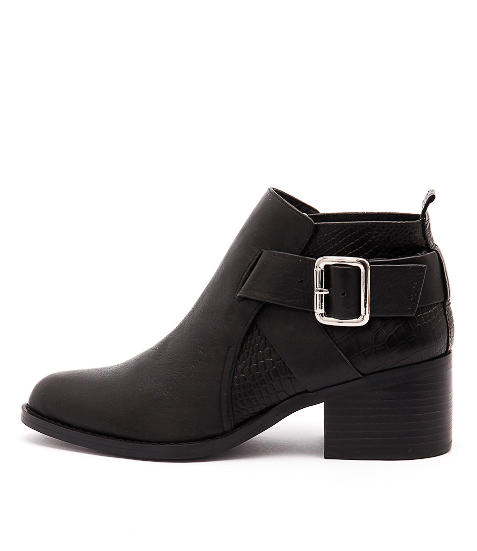 Sol Sana Dover Boot Black Boots
