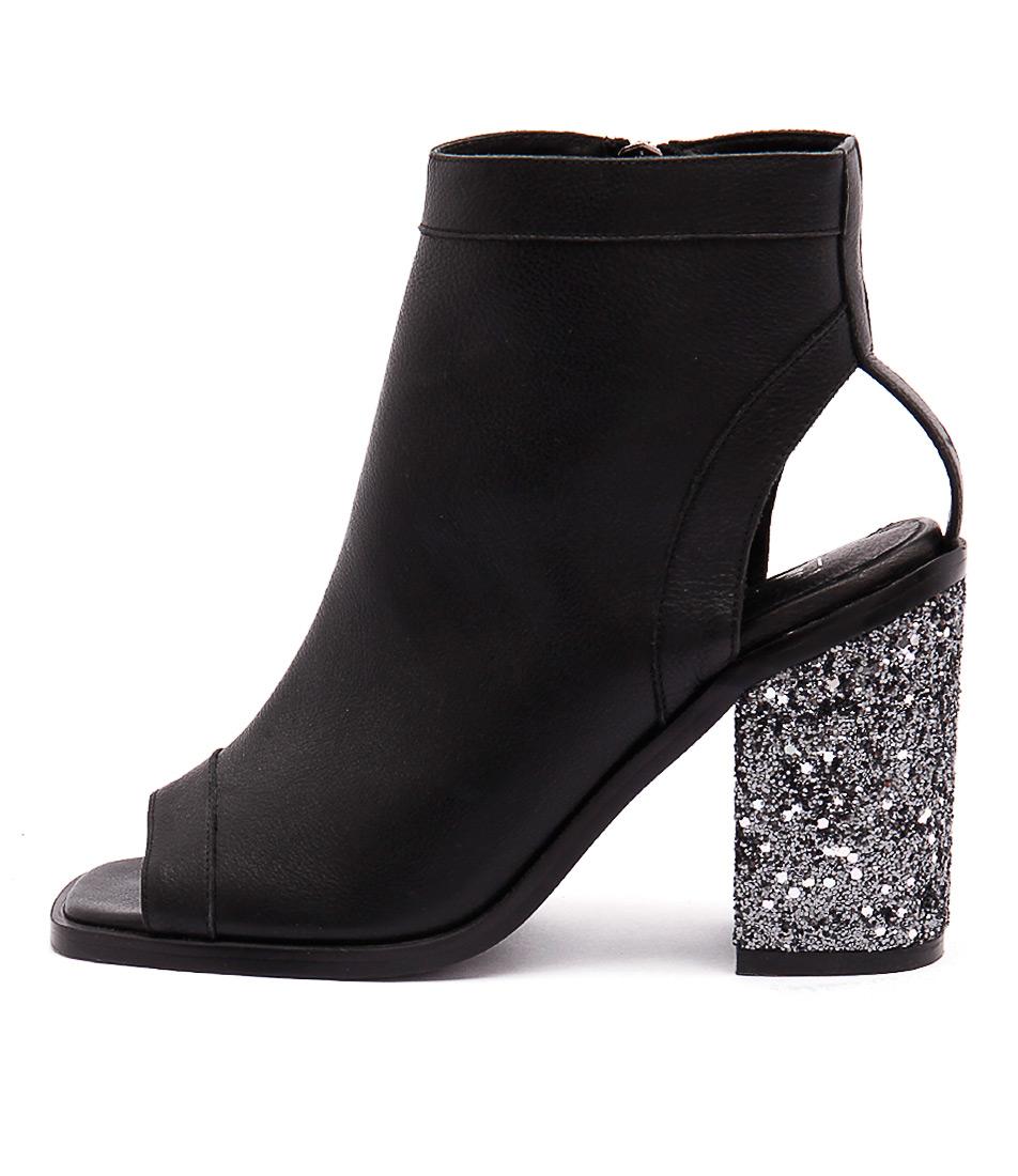 Sol Sana Voyage Ii Boot Black Steel Gli Ankle Boots