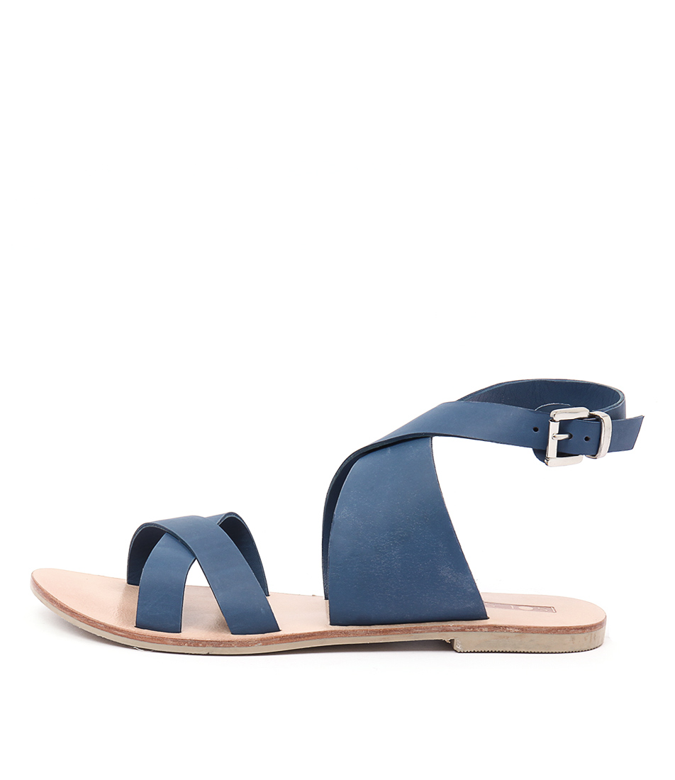 Sol Sana Will Sandal Blue Sandals
