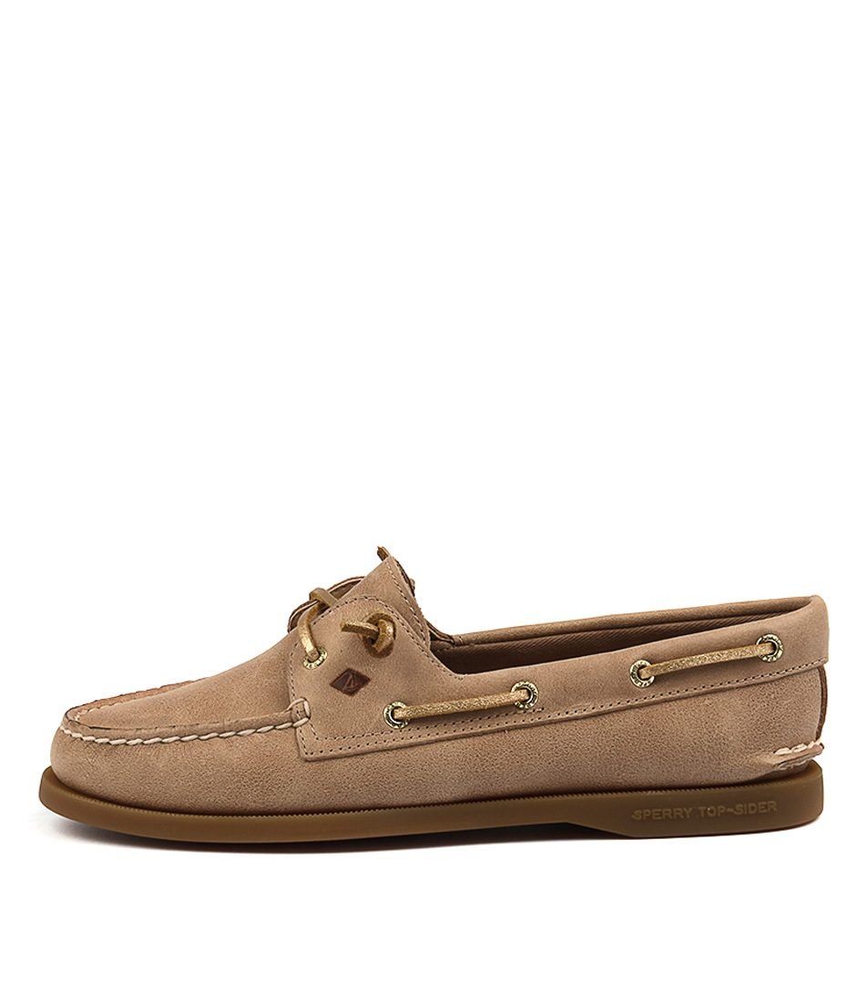 Sperry A/O Vida Linen Flat Shoes